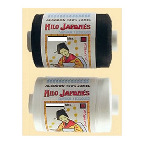hilo japonés JAHISA Art 1 grosor 100