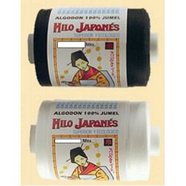 hilo japonés JAHISA Art 1 grosor 60